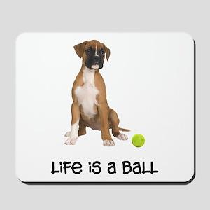 Boxer Life Mousepad