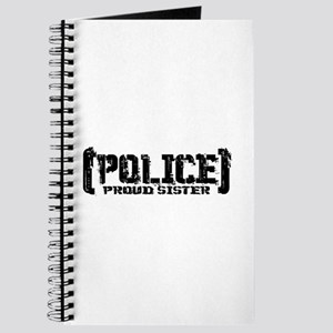 Police Proud Sister Journal