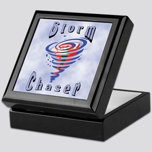 Storm Chaser 3 Keepsake Box