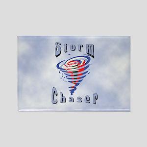 Storm Chaser 3 Rectangle Magnet