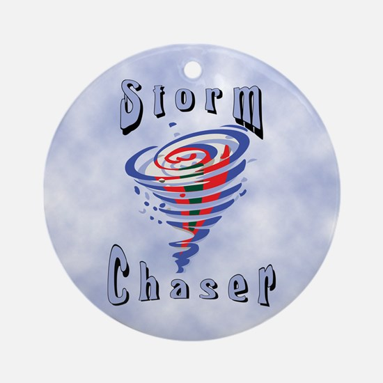 Storm Chaser 3 Ornament (Round)