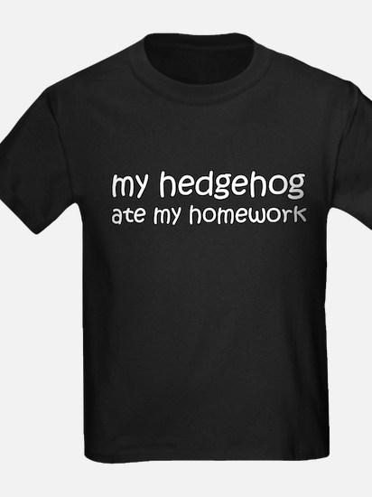 My Hedgehog T
