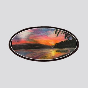 Paradise Sunset Patch