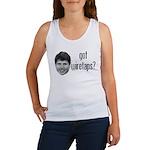 Blagojevich Got Wiretaps Women's Tank Top