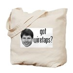 Blagojevich Got Wiretaps Tote Bag