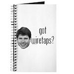 Blagojevich Got Wiretaps Journal
