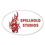 Official SHS Stickers (Oval 10 pk)