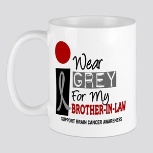 I Wear Grey For My Brother-In-Law 9 Mug