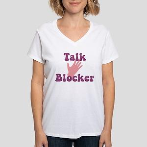 Talk Blocker (With Graphic)