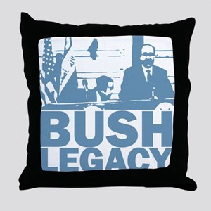 Bush (Shoe) Legacy Throw Pillow