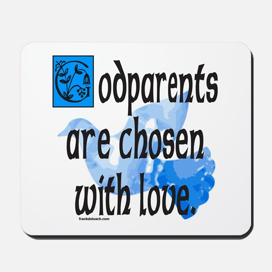 GODPARENT Mousepad