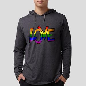 Rainbow Pride Love Long Sleeve T-Shirt