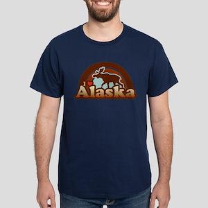 I Heart Alaska Dark T-Shirt