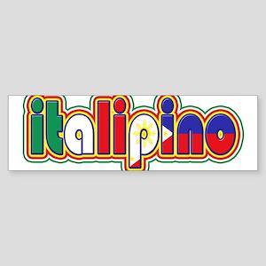 ItaliPino Bumper Sticker
