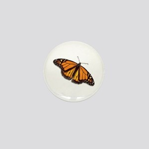 The Monarch Butterfly Mini Button