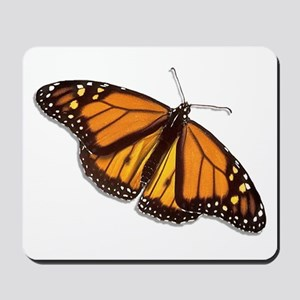 The Monarch Butterfly Mousepad