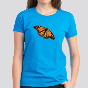 The Monarch Butterfly Women's Dark T-Shirt