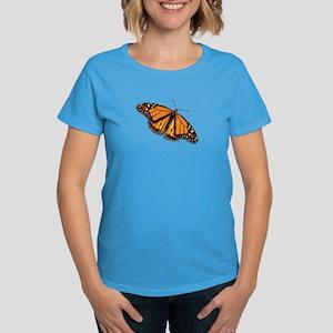 The Monarch Butterfly Women's Dark T-Shirt