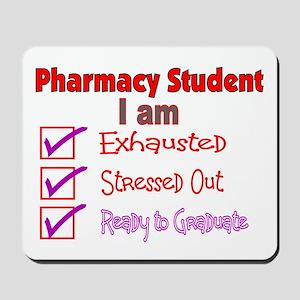 Pharmacy Student Mousepad