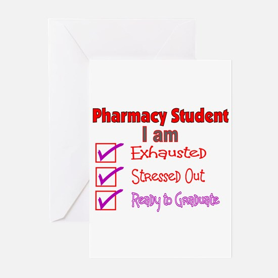 Pharmacy Student Greeting Cards (Pk of 20)