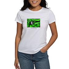 Billiards Xmas Greenery T-Shirt