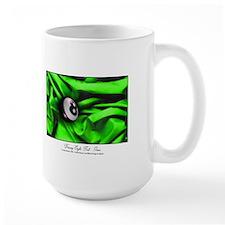 Billiards Xmas Greenery Mugs