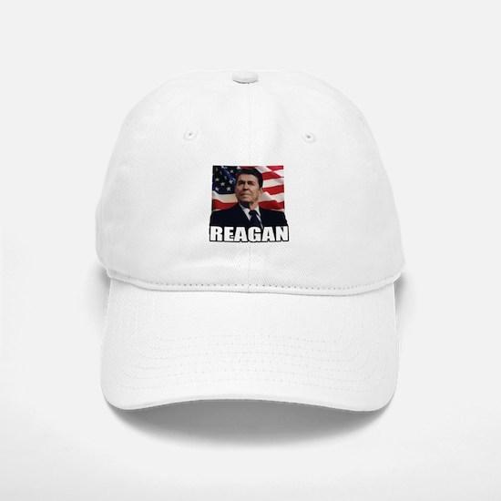 Ronald Reagan Baseball Baseball Cap
