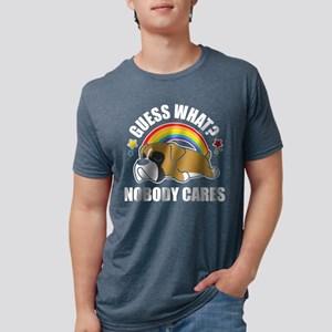 Guess What, Nobody Cares! Funny Meme Boxer T-Shirt