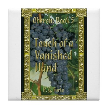 Touch of a Vanished Hand Tile Coaster