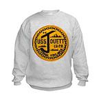 USS JOUETT Kids Sweatshirt
