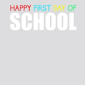 Happy 100th Day Of School 8x10 Photo to Canvas