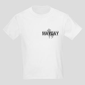 Mayday Pit Bull Rescue & Advo Kids Light T-Shi