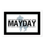 Mayday Pit Bull Rescue & Advo Postcards (Packa