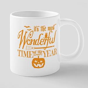 Most Wonderful (orange) Mugs