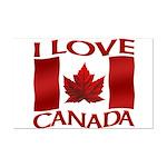 I Love Canada Souvenir Posters