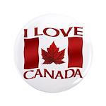 I Love Canada Souvenir 3.5