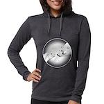 Polar Bear & Cub Art Long Sleeve T-Shirt