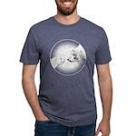 Polar Bear & Cub Art T-Shirt