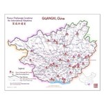 Guangxi Orphanage Map Small Poster (v1.4) 16x20