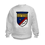 USS KNOX Kids Sweatshirt