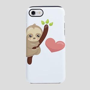 Ilovesloths22 iPhone 8/7 Tough Case