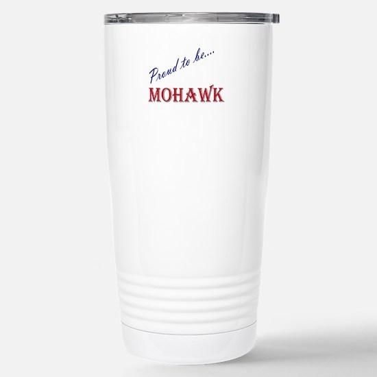 Mohawk Stainless Steel Travel Mug