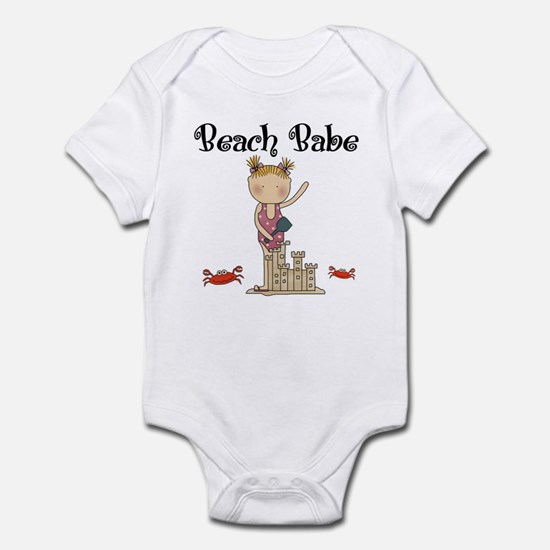 Beach Babe Infant Bodysuit