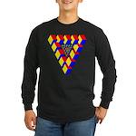 KUBEZ Long Sleeve Dark T-Shirt