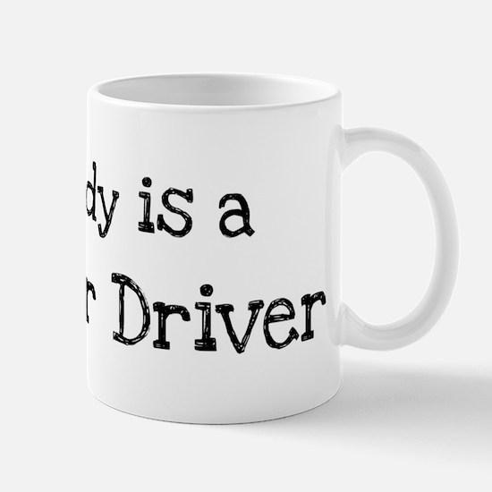 My Daddy is a Race Car Driver Mug
