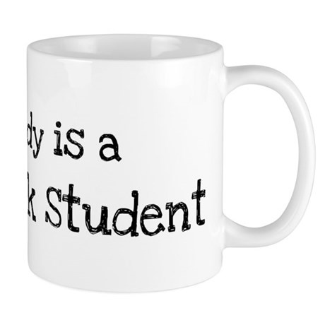 My Daddy is a Social Work Stu Mug