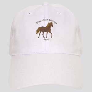 Mountain Horses Rule! Cap
