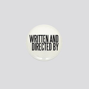 Screenwriter / Director Mini Button
