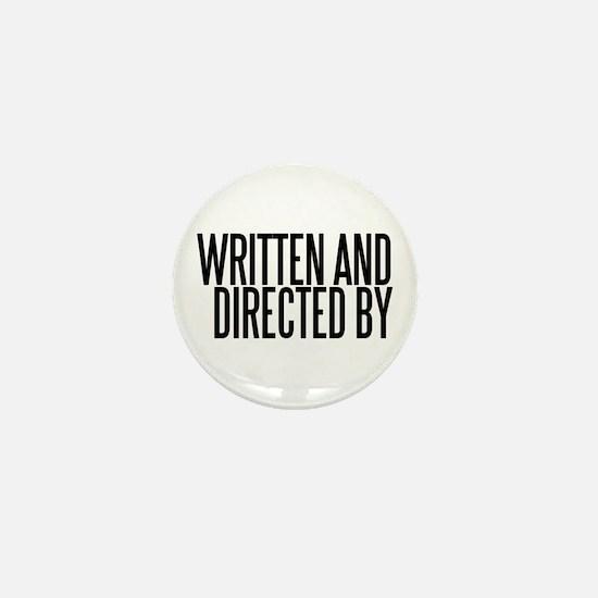 Screenwriter / Director Mini Button