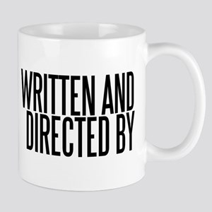 Screenwriter / Director Mug